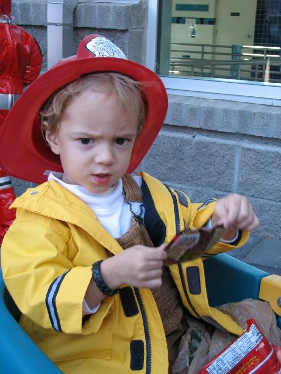 Fireman Oscar 2005